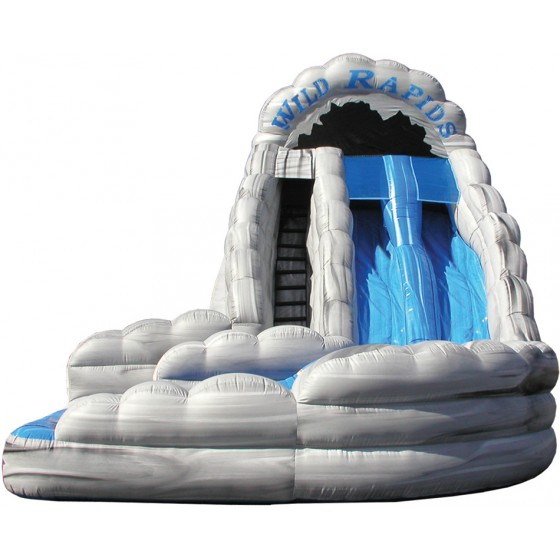 Extreme Inflatable Water Slide For Sale: Wet-Dry-Slide